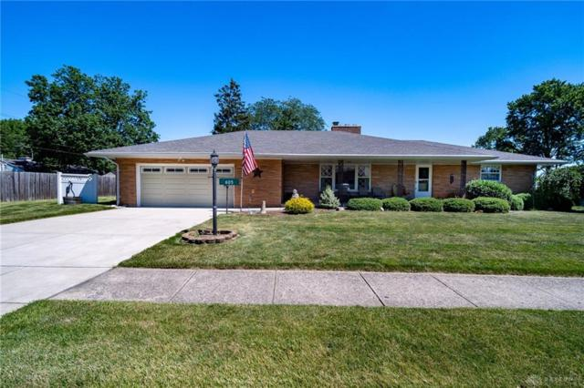 605 Cushing Avenue, Kettering, OH 45429 (MLS #793534) :: Denise Swick and Company