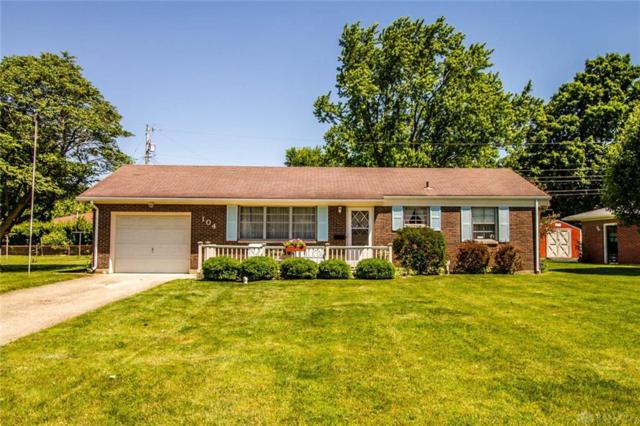 104 Eastwood Drive, Greenville, OH 45331 (MLS #793602) :: Denise Swick and Company