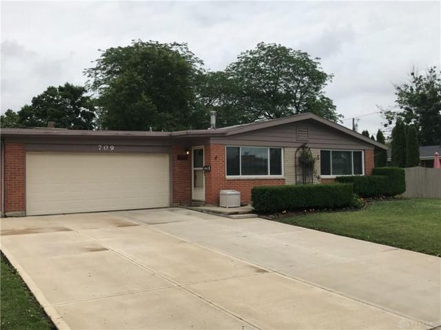 709 Cushing Avenue, Kettering, OH 45429 (MLS #793671) :: Denise Swick and Company