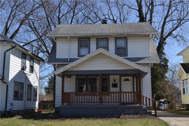 552 Evergreen Avenue, Dayton, OH 45402 (MLS #793675) :: The Gene Group