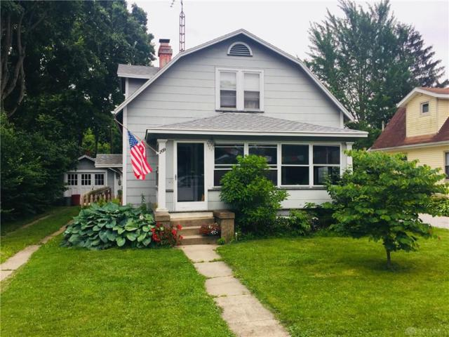 209 Winter Street, Yellow Springs Vlg, OH 45387 (MLS #793677) :: The Gene Group