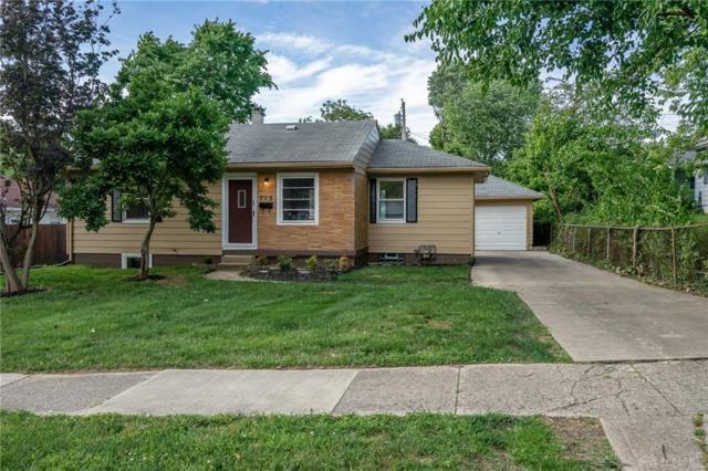 713 Burkhardt Avenue, Dayton, OH 45403 (MLS #793862) :: The Gene Group