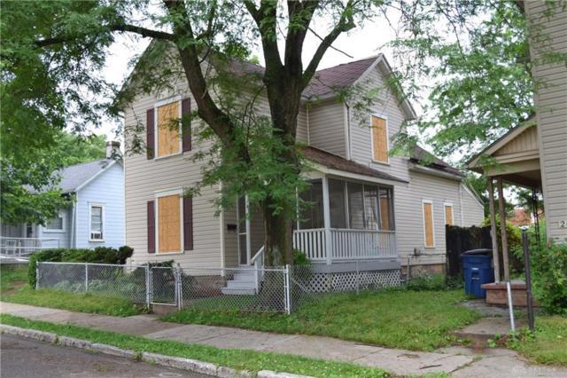 219 Dover Street, Dayton, OH 45410 (MLS #793878) :: The Gene Group