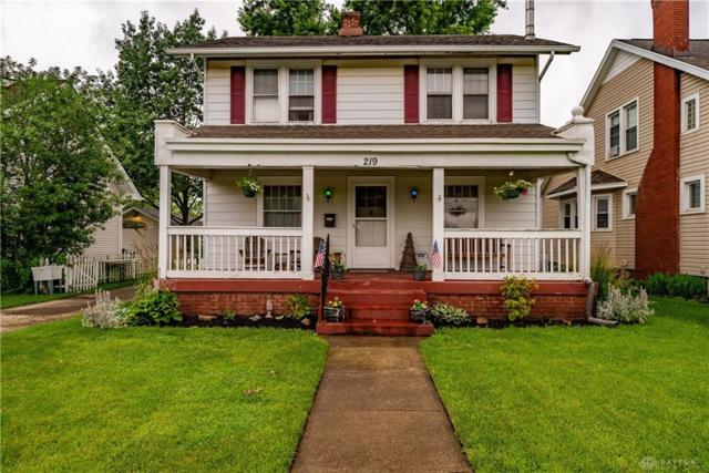 219 Central Avenue, Fairborn, OH 45324 (MLS #794034) :: Denise Swick and Company