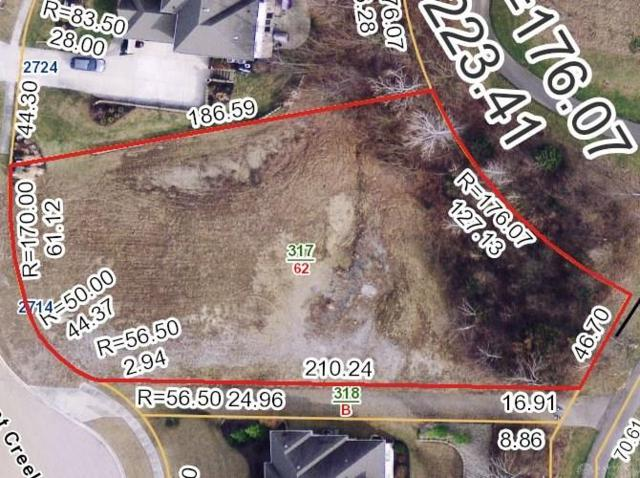 Lot 62 Bent Creek Court, Beavercreek, OH 45431 (MLS #794779) :: Denise Swick and Company