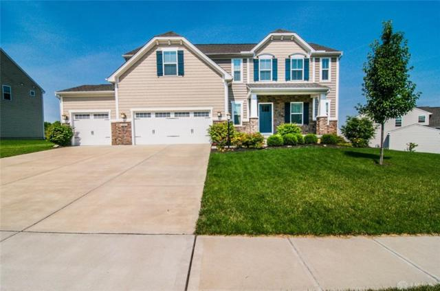 1803 Spring Meadows Drive, Beavercreek Township, OH 45385 (MLS #794808) :: The Gene Group