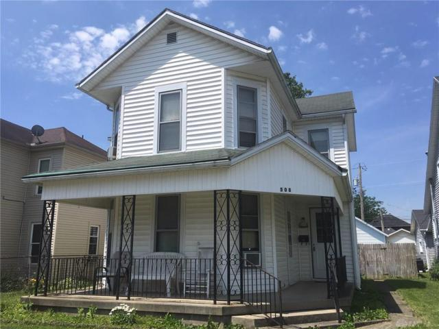 508 Adams Street, Piqua, OH 45356 (MLS #794855) :: Denise Swick and Company