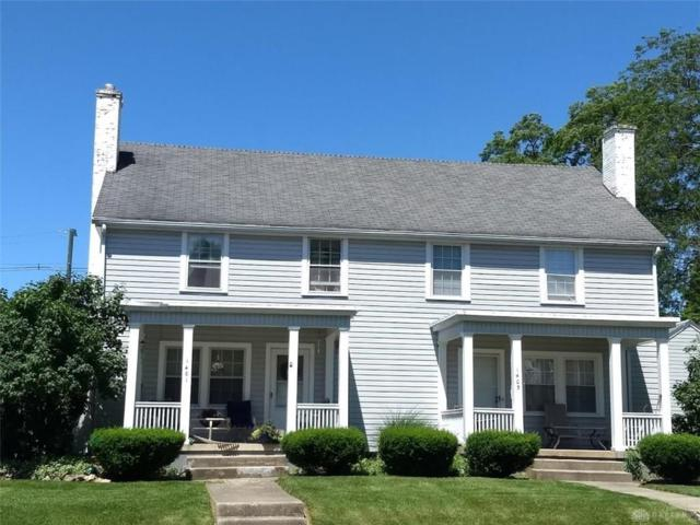 1401-1403 Garfield Avenue, Springfield, OH 45504 (MLS #794954) :: Denise Swick and Company