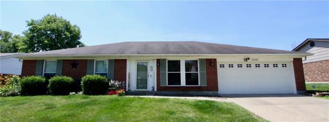 2110 Robinhood Drive, Miamisburg, OH 45342 (MLS #794980) :: Denise Swick and Company