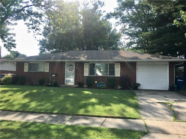 211 Brookside Drive, Brookville, OH 45309 (MLS #795138) :: The Gene Group