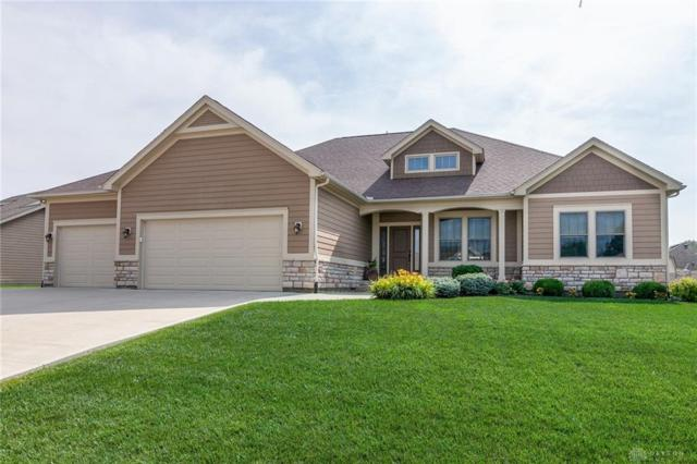 128 Deeter Drive, Englewood, OH 45315 (MLS #795246) :: The Gene Group