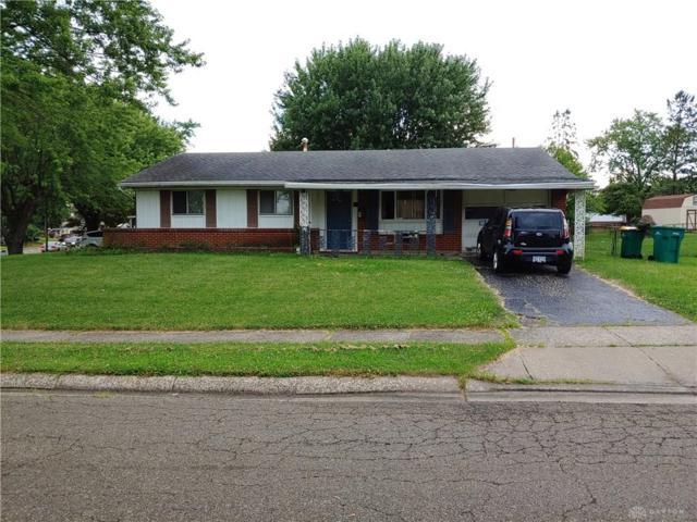 57 Goodman Drive, Fairborn, OH 45324 (MLS #795318) :: The Gene Group