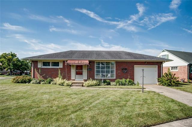 4525 Willowbrook Drive, Springfield, OH 45503 (MLS #795611) :: Denise Swick and Company