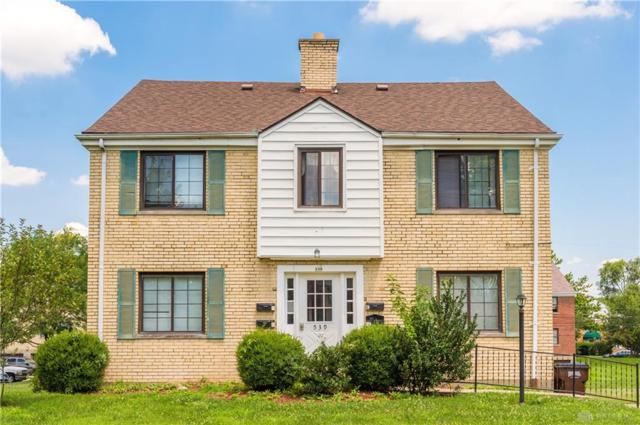 539 Wiltshire Boulevard, Kettering, OH 45419 (MLS #795687) :: Denise Swick and Company