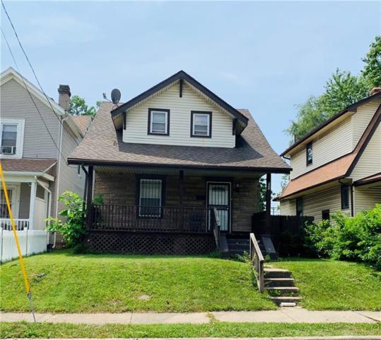 705 Euclid Avenue, Dayton, OH 45402 (MLS #795801) :: Denise Swick and Company