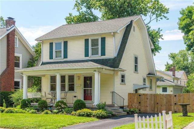 216 Telford Avenue, Oakwood, OH 45419 (MLS #795858) :: Denise Swick and Company