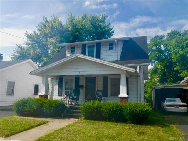 11 Hudson Avenue, Franklin, OH 45005 (MLS #795994) :: The Gene Group