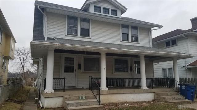 313 Illinois Avenue, Dayton, OH 45410 (MLS #796079) :: The Gene Group