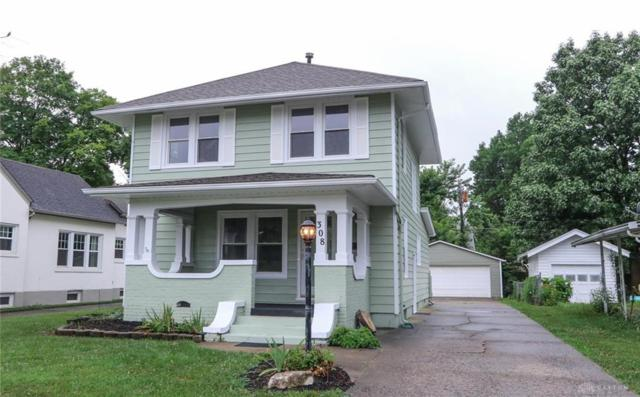 308 Bellemonte Street, Middletown, OH 45042 (MLS #796127) :: Denise Swick and Company