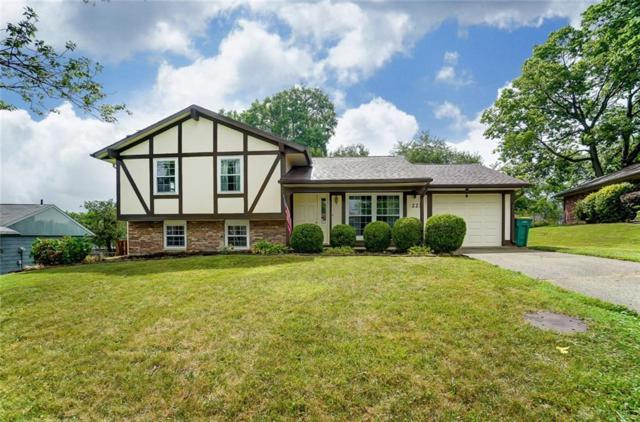 225 Cedar Hill Lane, Springboro, OH 45066 (MLS #796219) :: The Gene Group