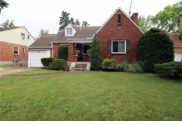 213 Dorothy Lane, Kettering, OH 45419 (MLS #796225) :: Denise Swick and Company
