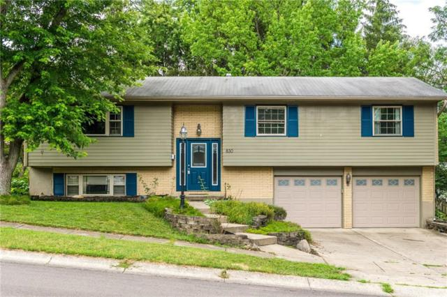 830 King Harry Place, Miamisburg, OH 45342 (MLS #796249) :: Denise Swick and Company