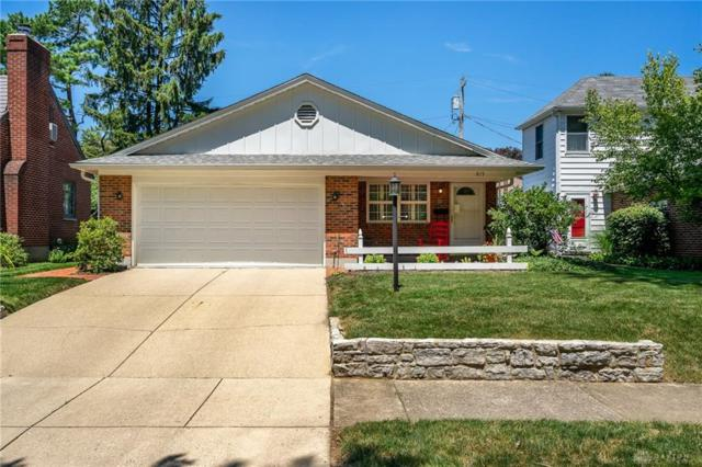 815 Warrington Place, Dayton, OH 45419 (MLS #796257) :: Denise Swick and Company