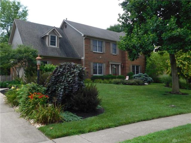1184 Quiet Brook Trail, Washington TWP, OH 45458 (MLS #796259) :: The Gene Group