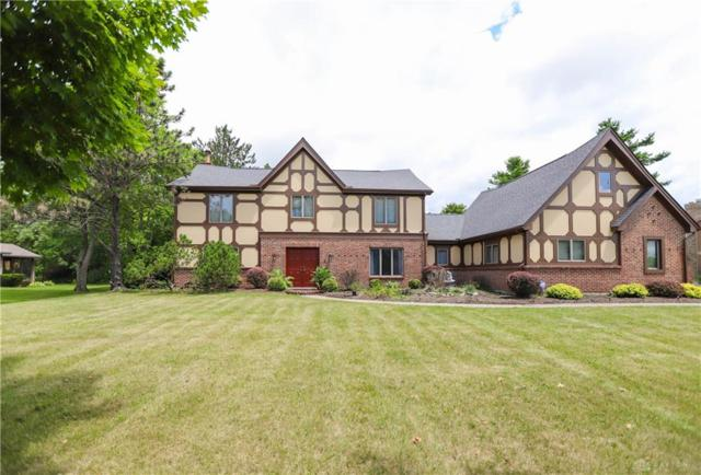 1424 Whispering Woods Lane, Springboro, OH 45066 (MLS #796270) :: The Gene Group