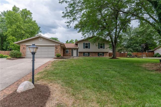 8841 Windbluff, Washington TWP, OH 45458 (MLS #796310) :: The Gene Group