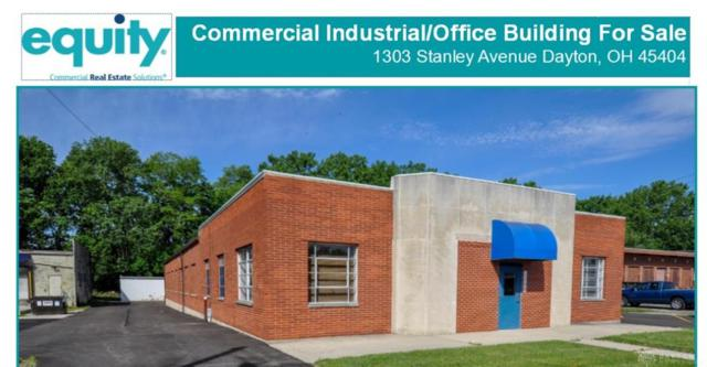 1303 Stanley Avenue, Dayton, OH 45404 (MLS #796369) :: Denise Swick and Company