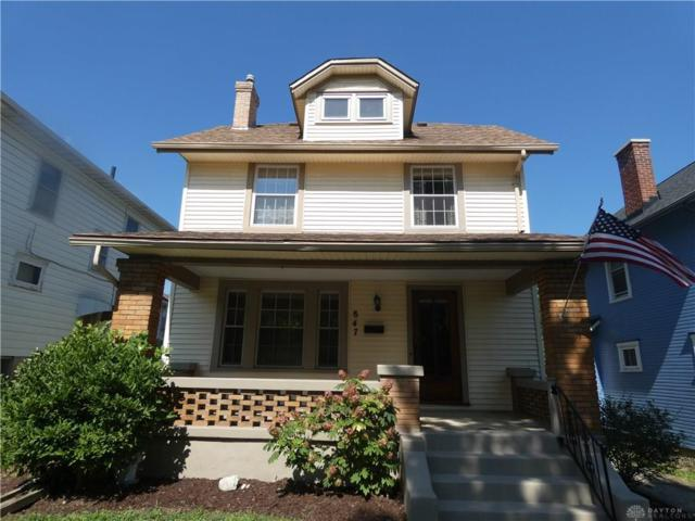 847 Hodapp Avenue, Dayton, OH 45410 (MLS #796379) :: Denise Swick and Company