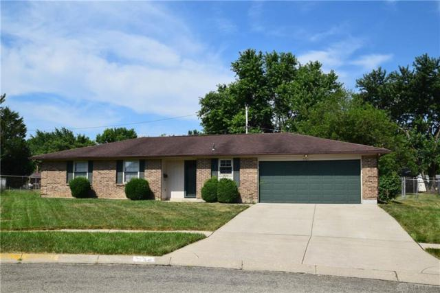 7721 Sharsted Circle, Huber Heights, OH 45424 (MLS #796385) :: The Gene Group