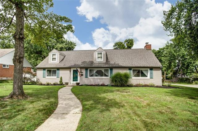2701 Hazelwood Avenue, Kettering, OH 45419 (MLS #796389) :: The Gene Group