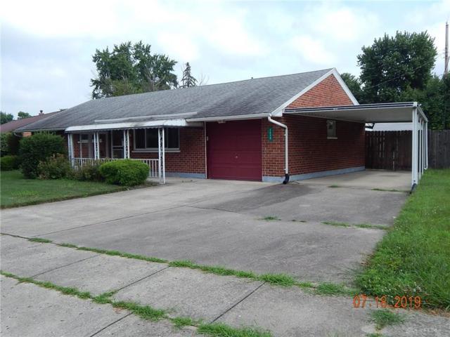 4846 Haplin Drive, Dayton, OH 45439 (MLS #796453) :: Denise Swick and Company