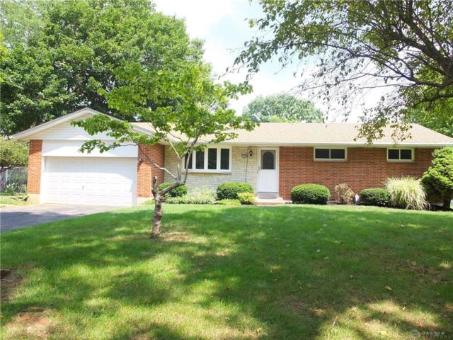 3200 Patsie Drive, Beavercreek, OH 45434 (MLS #796455) :: The Gene Group