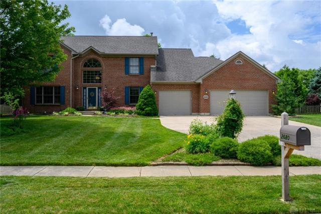 2680 Langtree Lane, Washington TWP, OH 45458 (MLS #796470) :: The Gene Group