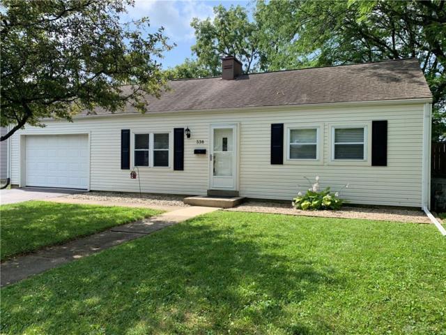 538 Kirkwood Drive, Vandalia, OH 45377 (MLS #796476) :: The Gene Group
