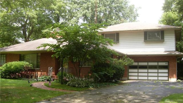 89 Winnet Drive, Dayton, OH 45415 (MLS #796484) :: The Gene Group