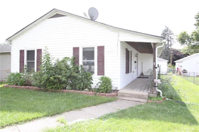 2745 Haig Avenue, Kettering, OH 45419 (MLS #796785) :: Denise Swick and Company