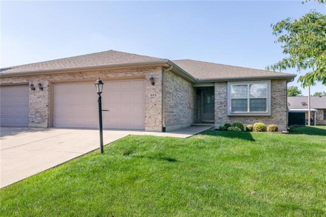 323 Kristina Lynn Place, Englewood, OH 45322 (MLS #797637) :: The Gene Group