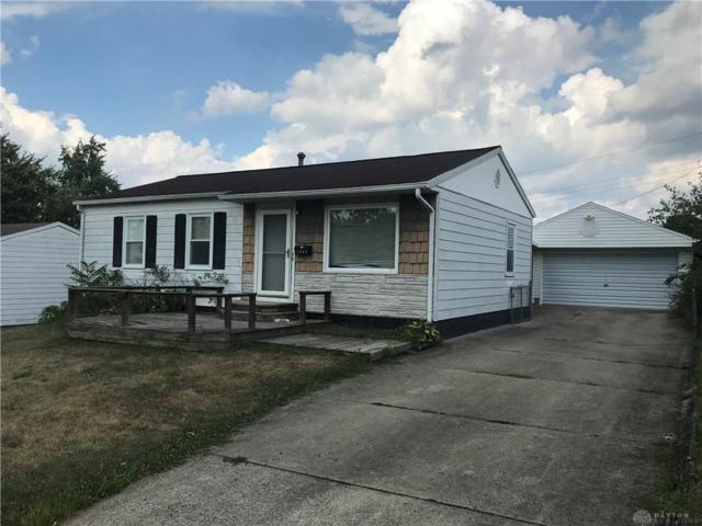 1348 Ironwood Drive, Fairborn, OH 45324 (MLS #798036) :: The Gene Group