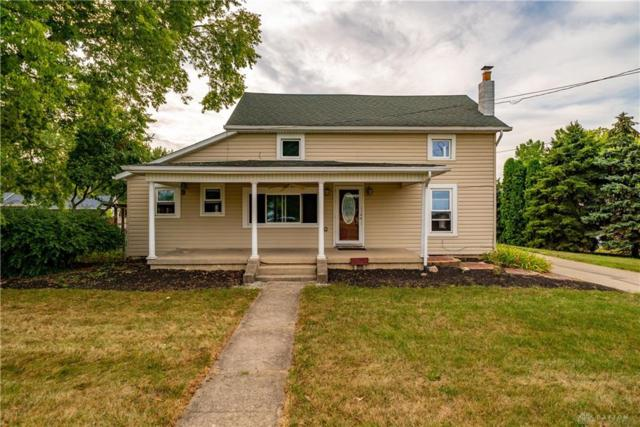8782 Bellefontaine Road, New Carlisle, OH 45344 (MLS #798261) :: The Gene Group