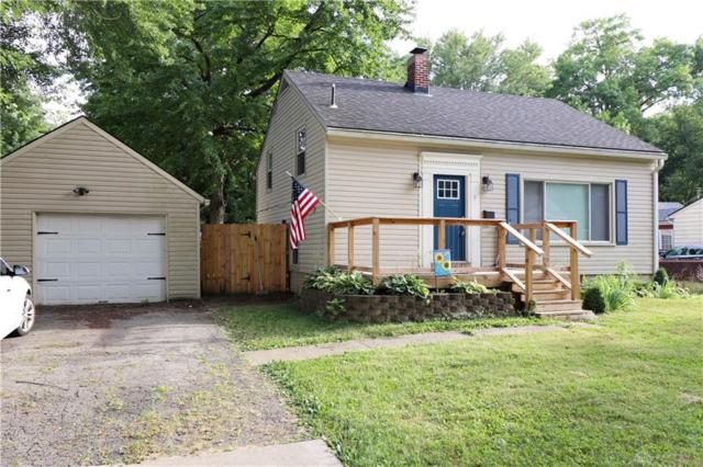 6 Maple Hill Drive, West Carrollton, OH 45449 (MLS #798286) :: Denise Swick and Company