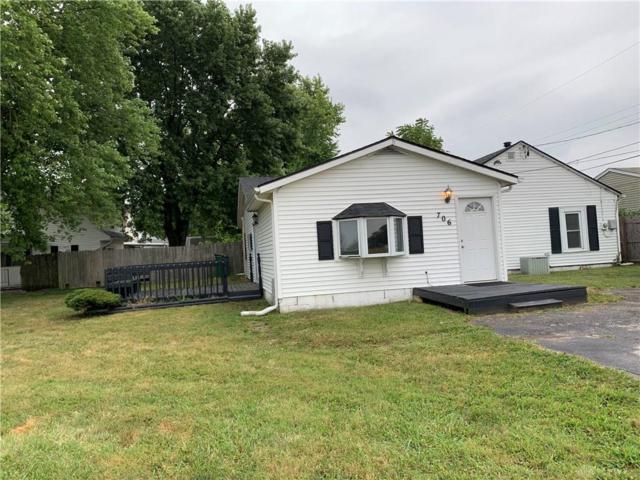 706 Kauffman Avenue, Fairborn, OH 45324 (MLS #798484) :: The Gene Group