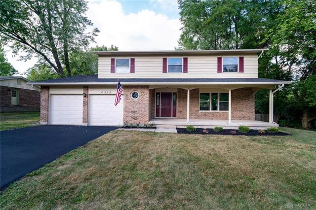 4358 Newberry Court, Beavercreek, OH 45432 (MLS #800572) :: The Gene Group