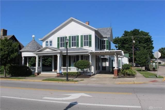 129 Main Street, New Carlisle, OH 45344 (MLS #800666) :: The Gene Group