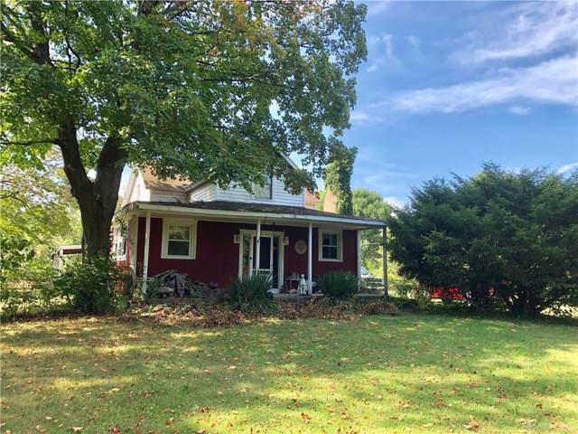 1409 Hickman Road, Xenia, OH 45385 (MLS #800678) :: Denise Swick and Company