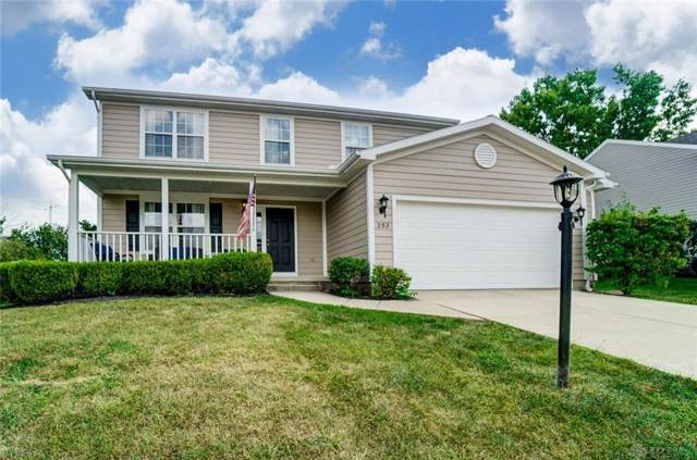 252 Fitzooth Drive, Miamisburg, OH 45342 (MLS #800679) :: The Gene Group