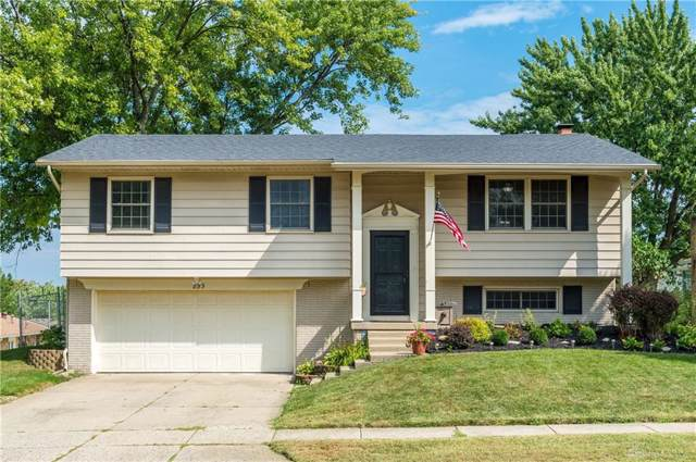 893 Cherry Blossom Drive, West Carrollton, OH 45449 (MLS #800757) :: The Gene Group